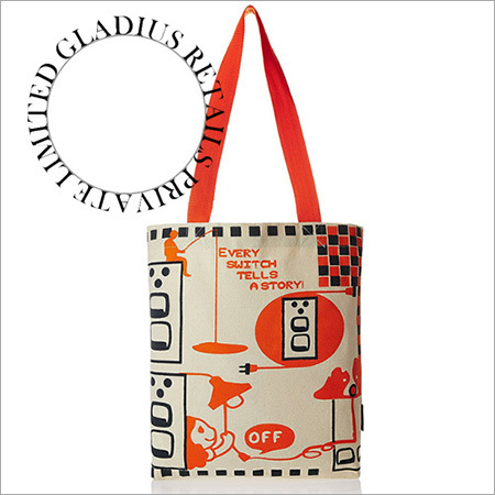 Handmade Ladies Tote Bag