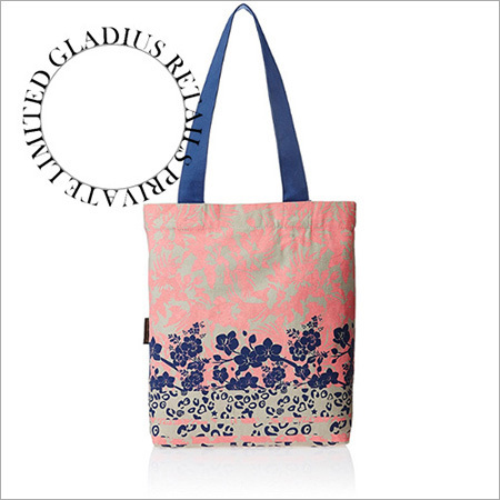 Ladies Canvas Tote Bags