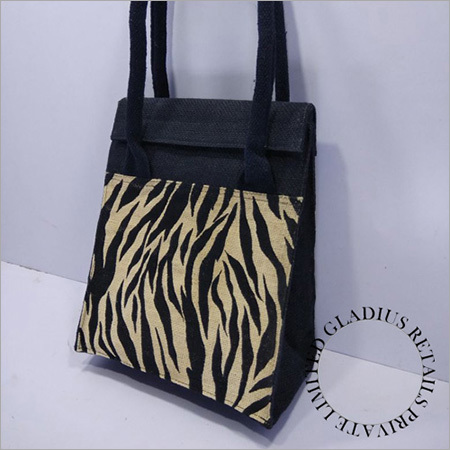 Ladies Jute Designer Bags