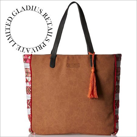 Ladies PU Shoulder Bags