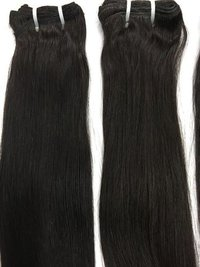 Straight Indian Human Hair Extension