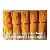 Raw Orange Incense Sticks