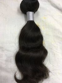 Natural Curly Human Hair Extension