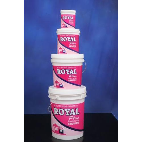Plastic Emulsion Paints Application: Wall