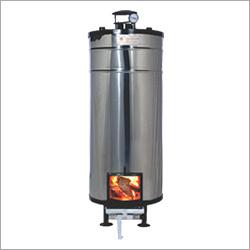 Wood Fire Water Heater