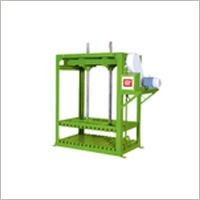 Hydraulic Baling Press for Woven Sacks