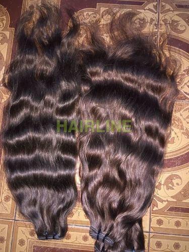 Natural Weft Human Hair