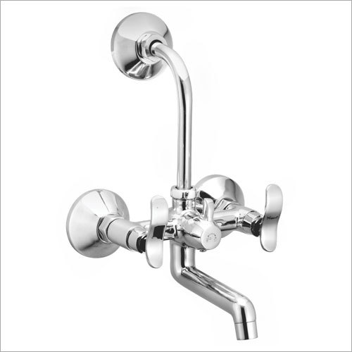 SS Wall Mixer Telephonic Cock