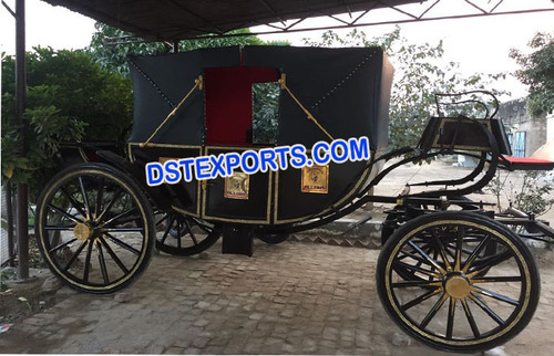 Horse Drawn Buggy Carriage