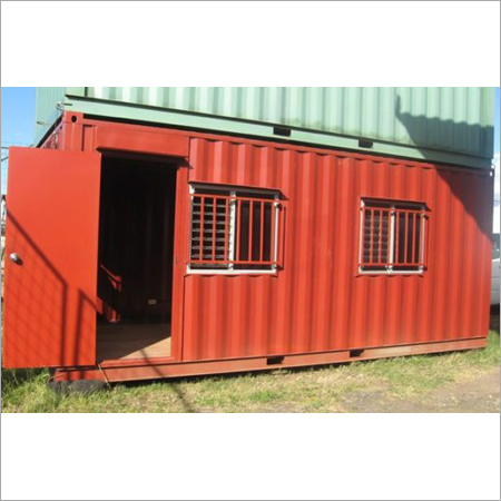 Industrial Security Cabin