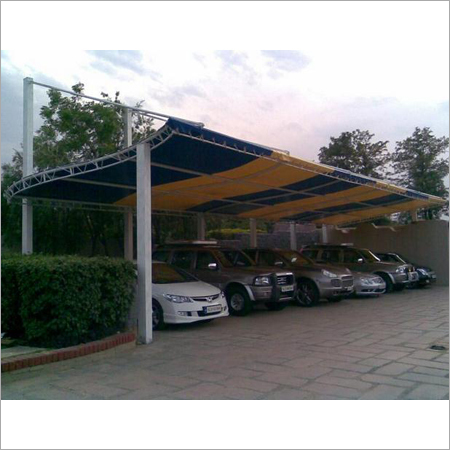 Car Parking Fabrication Works