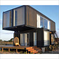 Wood Portable House