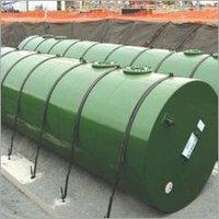 Diesel & Petrol Underground Tank