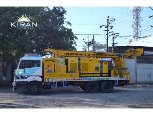 Manual Drilling Rig