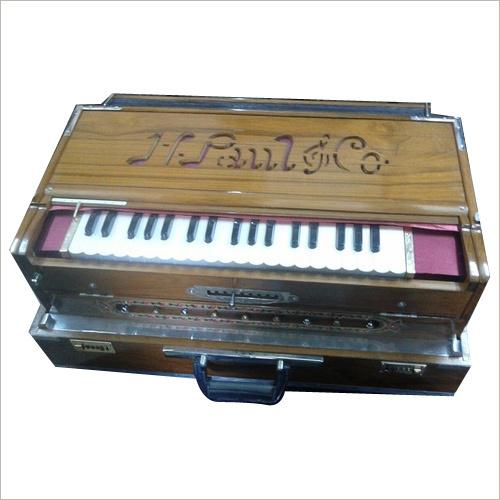 Wooden Frame Harmonium