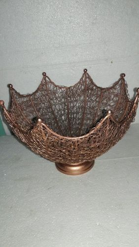 Table Iron Basket