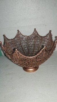 Table Iron Basket