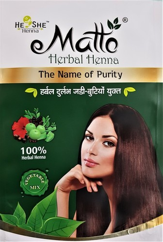 MATTO HERBAL HEENA