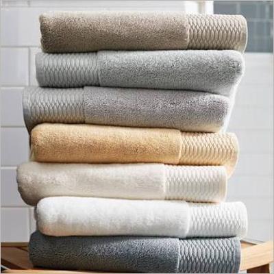 Cotton Terry Towel Set