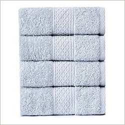 Plain Cotton Bath Towel