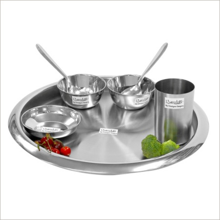 Thali set (7 Pcs)