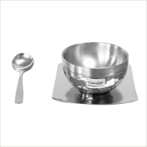 Soup Bowl Hammered (12 pcs)