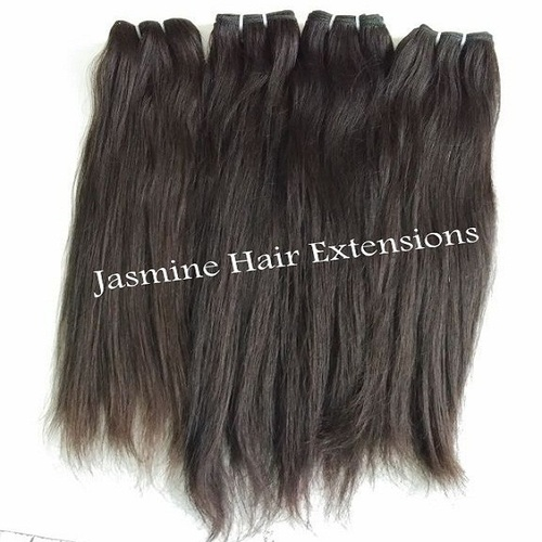 Cuticle Aligned Deep Curly Peruvian Human Hair Straight Human Hair