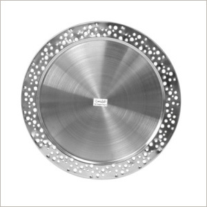 Stainless Steel Trays & Plates