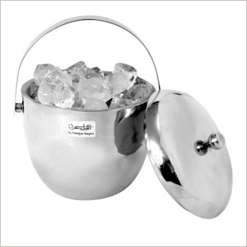 Double Wall Apple Ice Bucket
