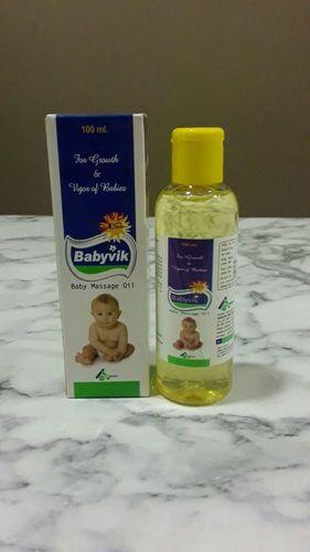 Babyvik oil