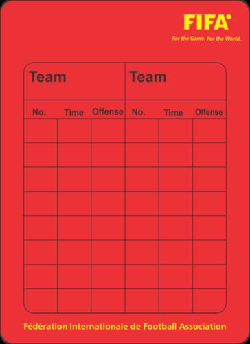 FIFA CARD