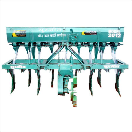 Agriculture Seed Cum Fertilizer Drill