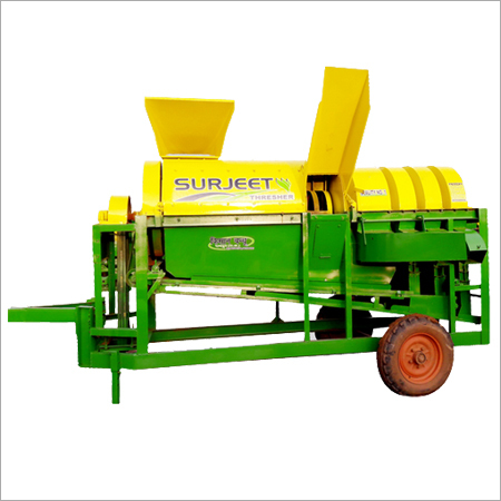Four Fan Paddy Multicrop Thresher
