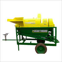 5 Hp Paddy Thresher Machine