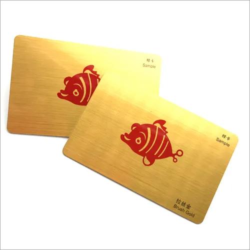 Premium Gold Cards