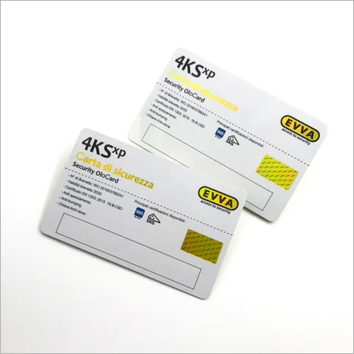 Premium Security Cards