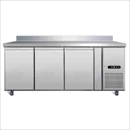 Three Door Under Counter Chiller