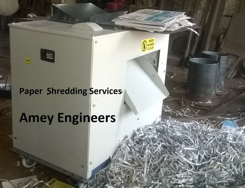 Paper Shredding Services