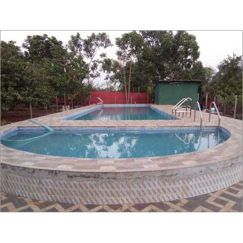 In Ground Swimming Pool