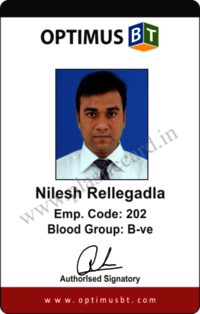 Office Photo ID Cards