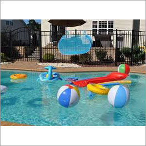 Swimming Pool Play Equipments