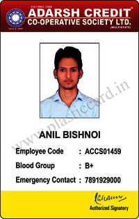 Social Photo ID Cards