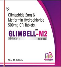 GLIMIPRIDE & METFORMIN