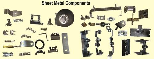 Sheet Metal Componets