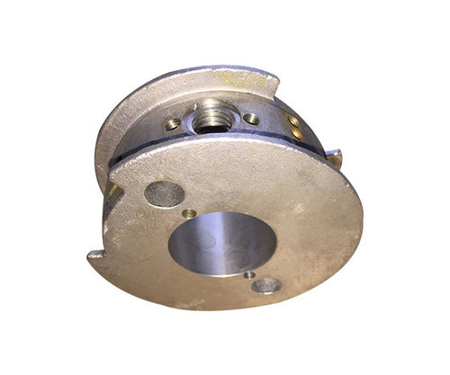 Railway Pulley Casting