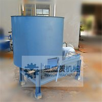 Wood Sawdust Glue Mixer for Pallet Blocks