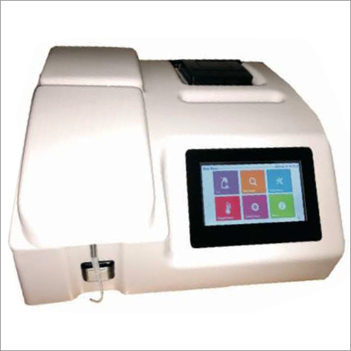 Semi Automatic Biochemistery Analyzer