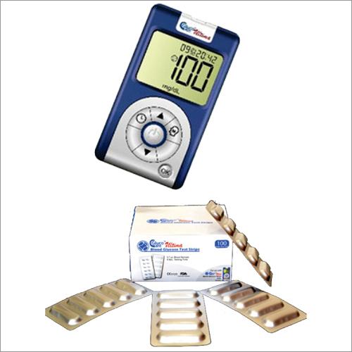 Gluco Care (Blood Glucose Meter)-Kit