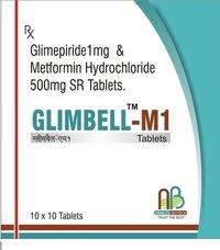 GLIMIPRIDE & METFORMIN Tablets