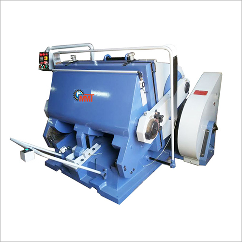 Heavy Duty Die Punching Embossing and Creasing Machine